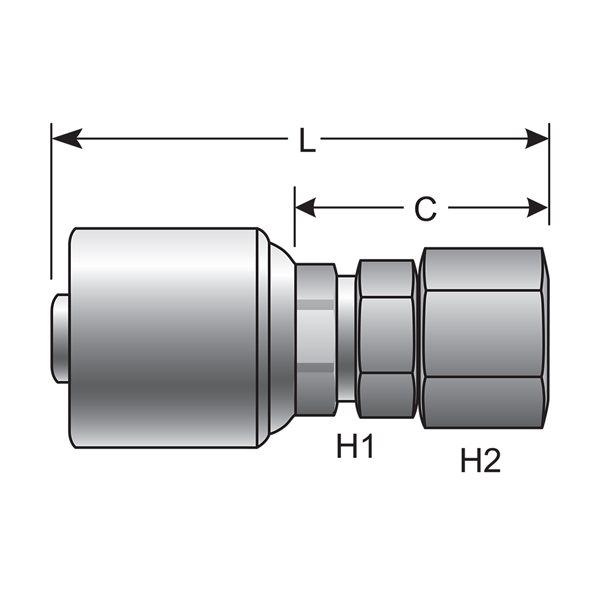 Gates 78755 Hydraulic