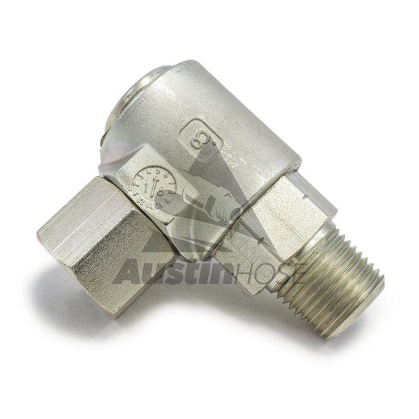 Hydraulics Inc Swivel 9S8J10-P8